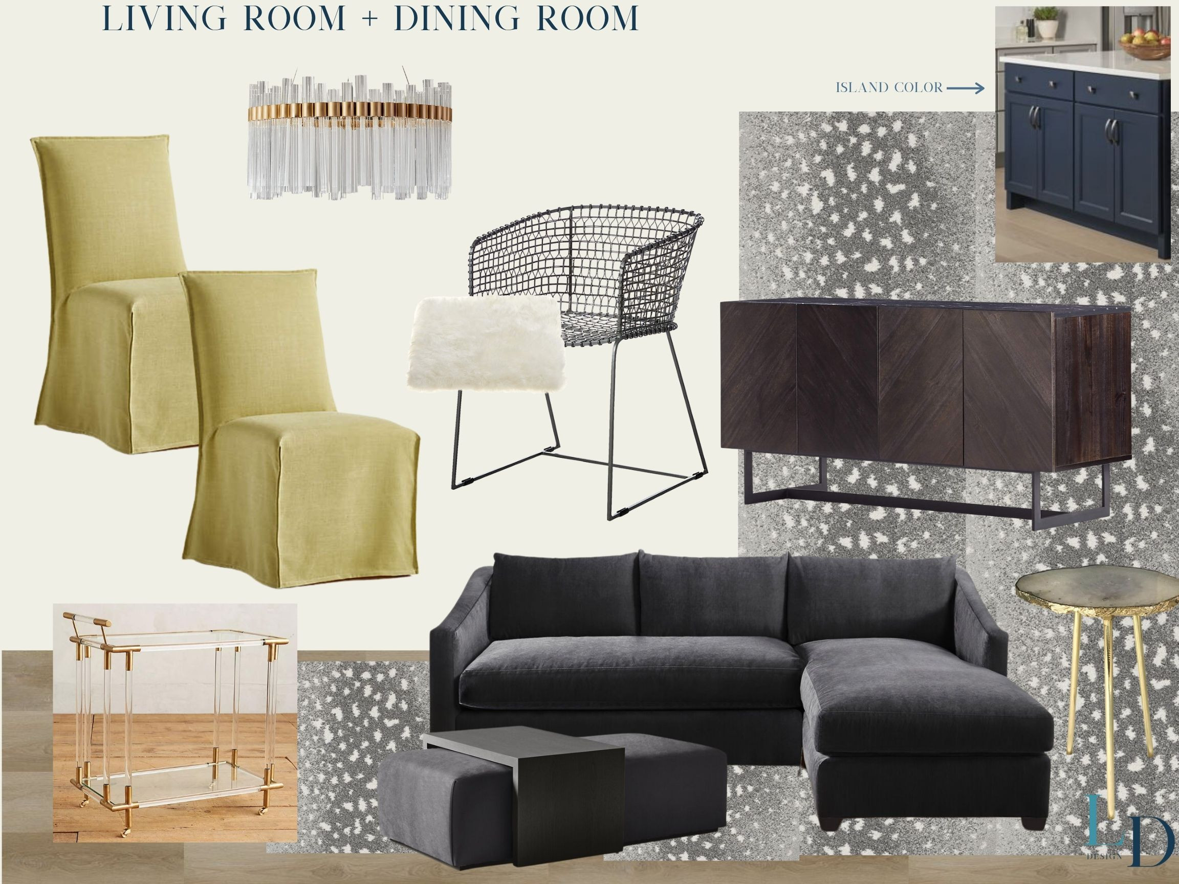 South Bay Home Moodboards