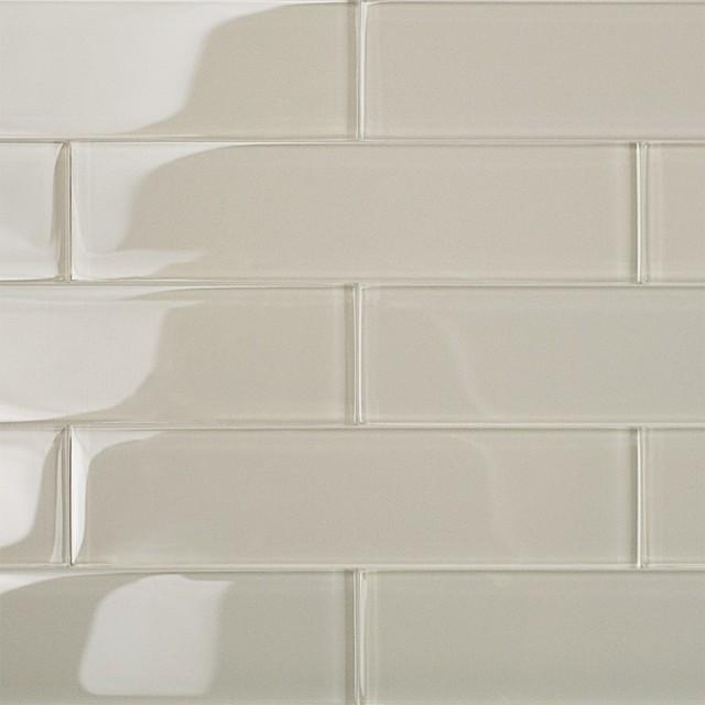 Contempo 2 X8 Gl Subway Tile Beige
