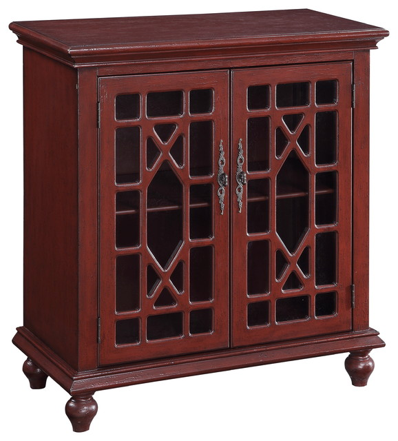 Coast to Coast Imports Two Door Cabinet - Accent Chests And Cabinets ...