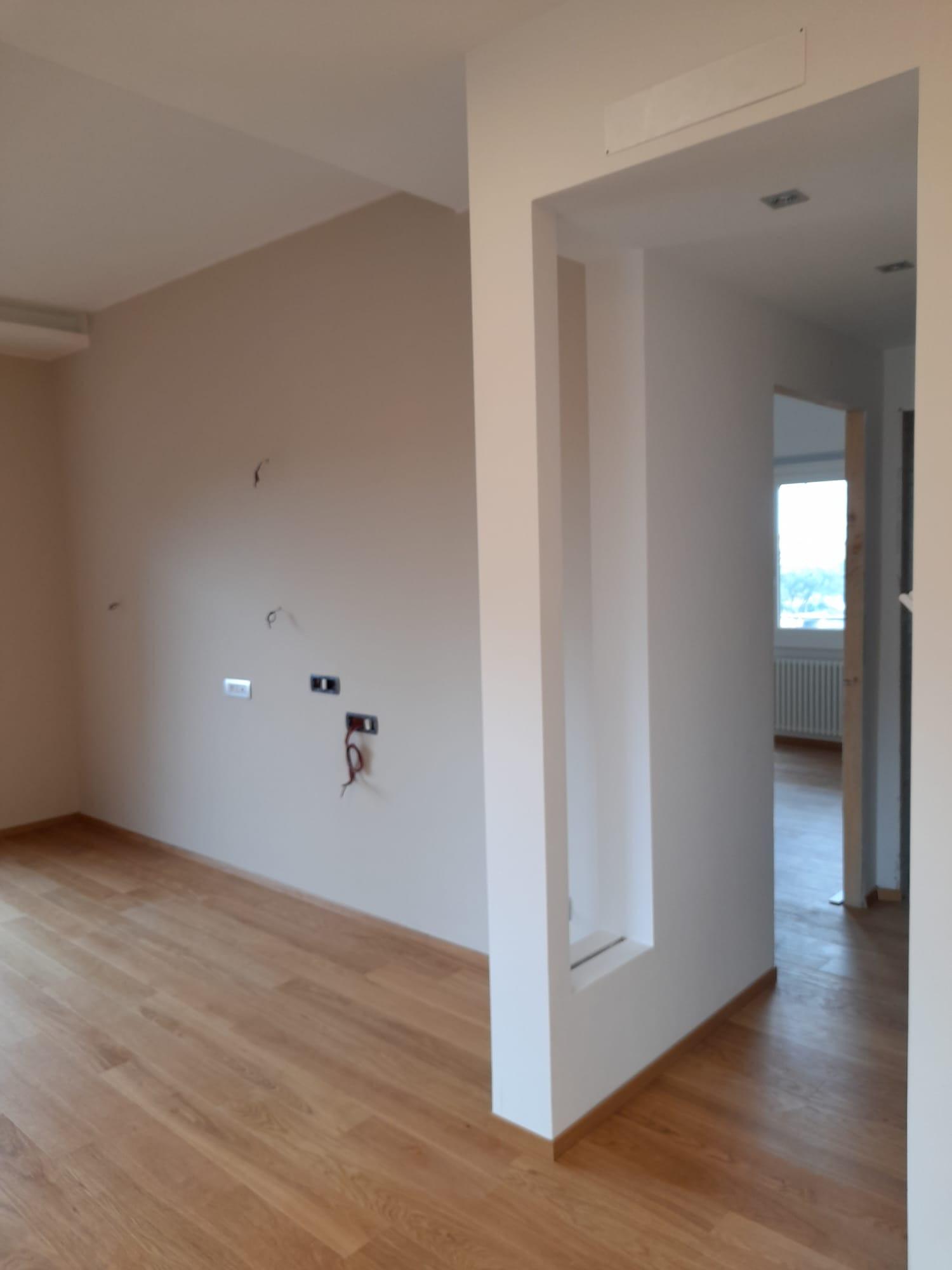 Ristrutturazione completa appartamento Via della Pisana
