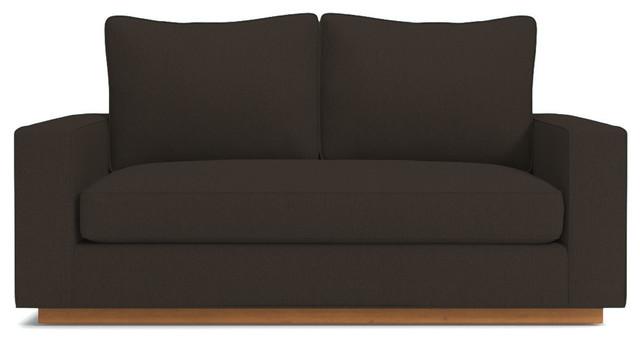Harper Apartment Size Sleeper Sofa, Espresso.