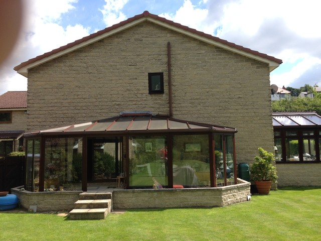 Residential extension contemporary other by for Residential architectural drawings