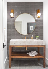 The 10 Most Popular Powder Rooms of Spring 2021