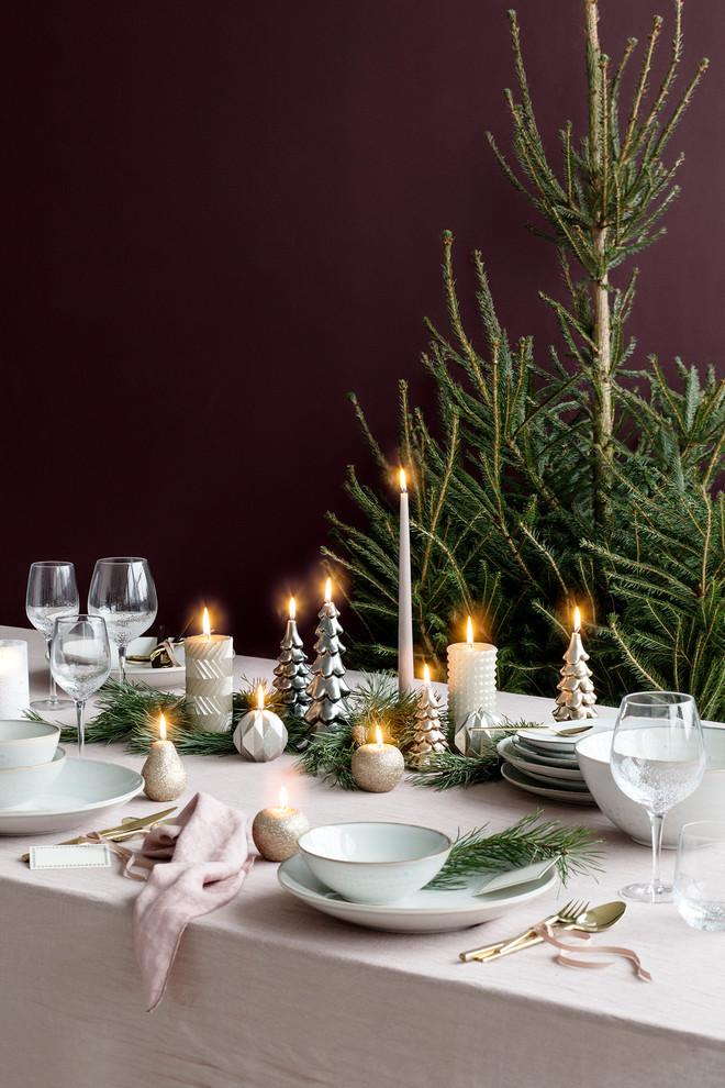 На фото: столовые в скандинавском стиле