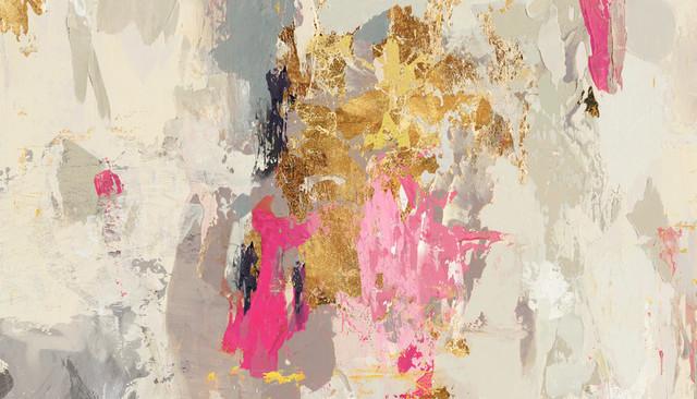 """frida I"" Fine Art Canvas Print, 84""x48""."