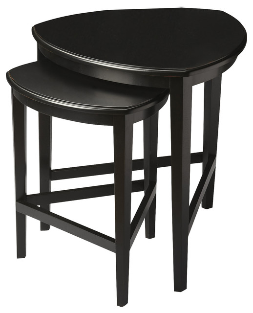 Nesting Tables Contemporary Side And End