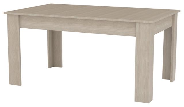 Jesi Extendable Table, Elm Finish, 170 cm