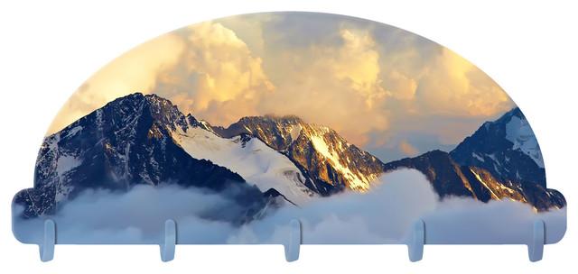 Mountains Key Rack.