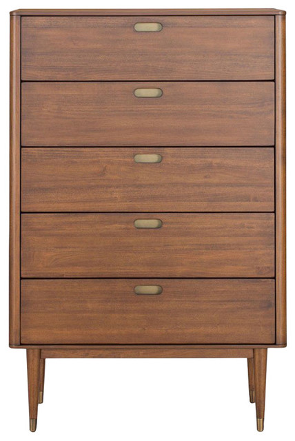 Holfred High Chest, Timber Brown.