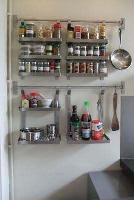 Ikea Kitchen Shelving Modern