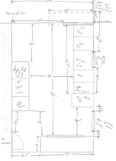need help with a 10x20 galley kitchen design  rh   houzz com