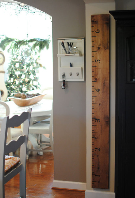 Oversized Ruler Growth Chart traditional-growth-charts