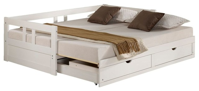 Samuella Convertible Daybed Transitional Daybeds By Bolton