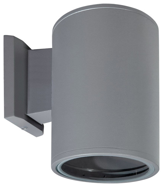 downlight wall sconce rectangular exterior wall eurofase 19206011 downlight wall sconce gray contemporary