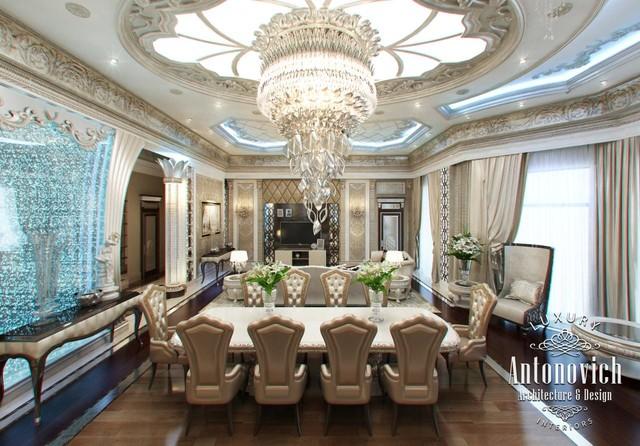 Interior Design Company In Dubai Luxury Antonovich Design