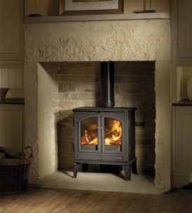 Esse 700 Multifuel Stove Traditional Wood Burning