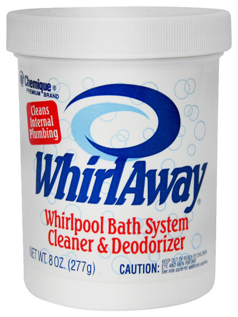 Chemique - WHIRLAWAY Whirlpool Bath System Cleaner and Deodorizer ...