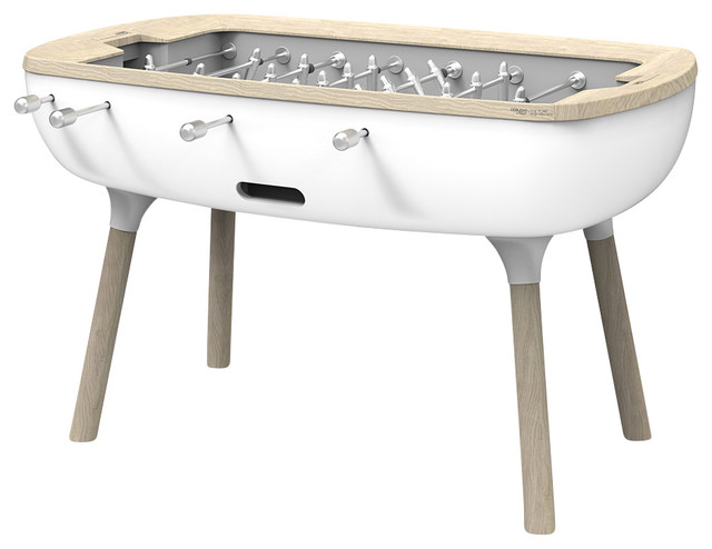 Genial Pure Foosball Table, White