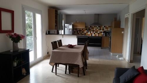 Casser mur entre cuisine et salle salon - Ouverture mur cuisine salon ...