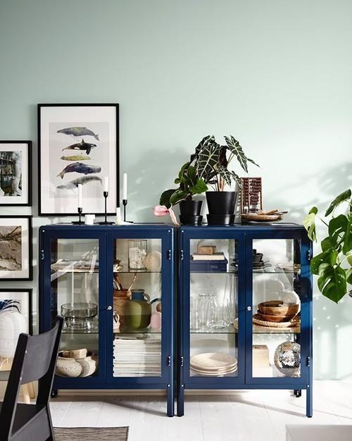 IKEA Fabrikor cabinets instead of buffet?