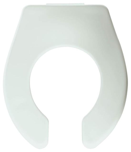 Olsonite 126camt 000 Baby Bowl Plastic Round Toilet Seat