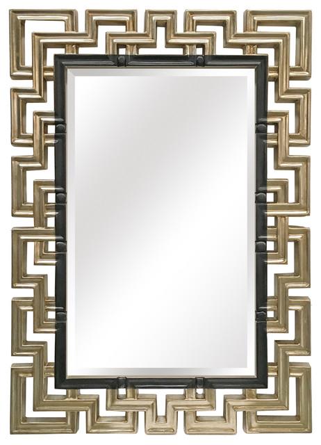 Hera Rectangle Large Wall Mirror.