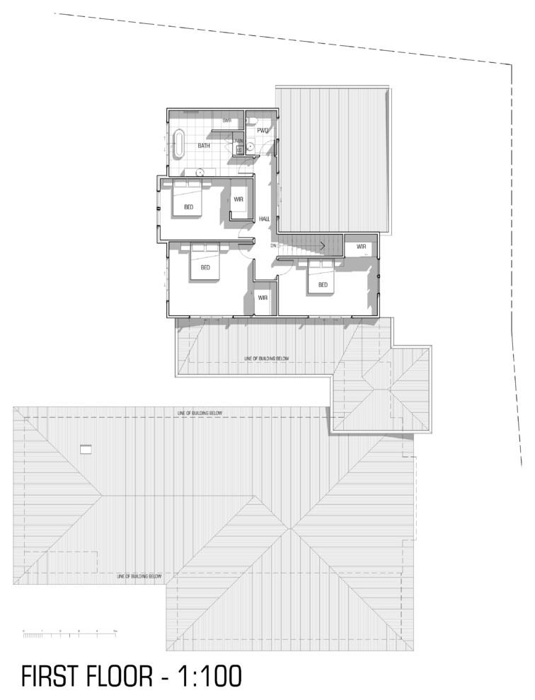 First Floor Level