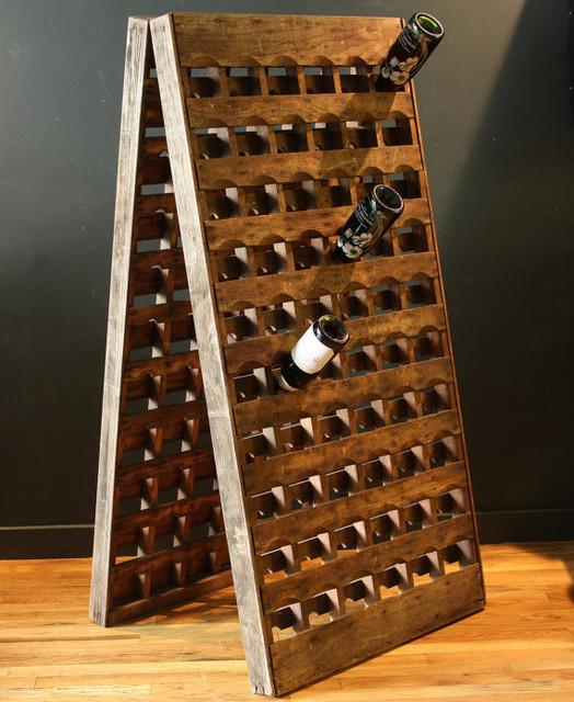 riddler wine rack plans