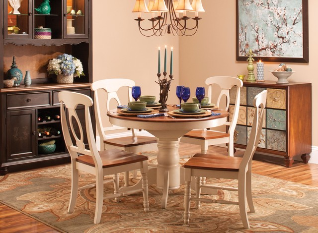 Genial Kenton II 5 Pc. Dining Set Transitional Dining Room