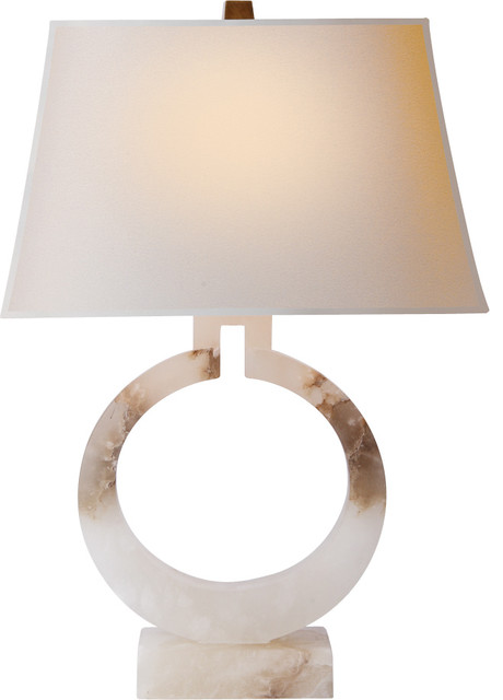 Visual Comfort Lighting E.F. Chapman Ring 1 Light Decorative Wall Light - Table Lamps - by Circa ...