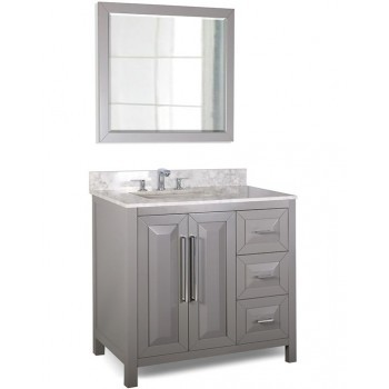 Trying to find the impossible 42 bathroom vanity with an offset sink