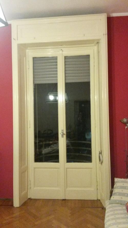 Soluzione sostituzione infisso in legno con imbotti - Isolamento cassonetti finestre ...