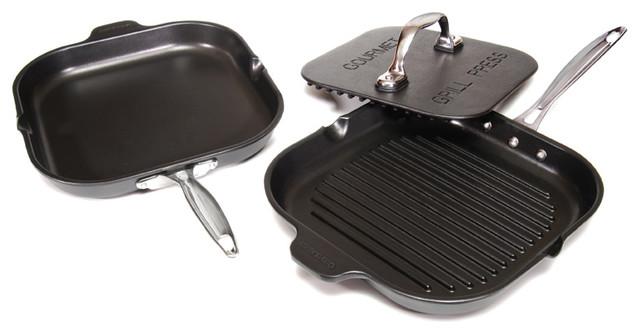 Essential Cookware Set, 3-Piece Set.