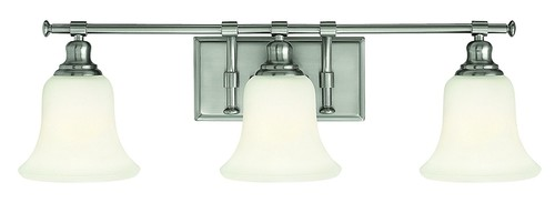 OK to mix satin brushed and antique nickel in the same bathroom
