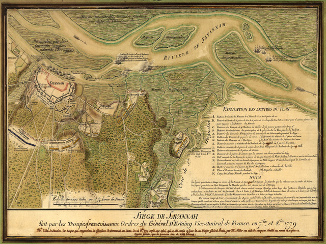 Helena Sound 1861 24x36 Vintage Reproduction Civil War Map of St