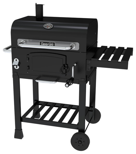 Dyna-Glo Compact Charcoal Grill.