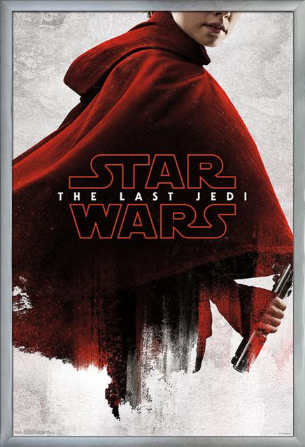 Star Wars The Last Jedi Canvas Art Print