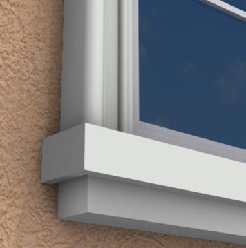 Mx204 Exterior Window Sills