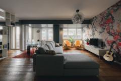 Pro e Cliente su Houzz: Carta da Parati in Ogni Stanza della Casa