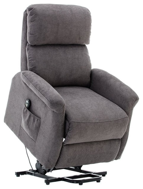 Bonzy Lift Recliner Classic Power Lift Chair With Remote