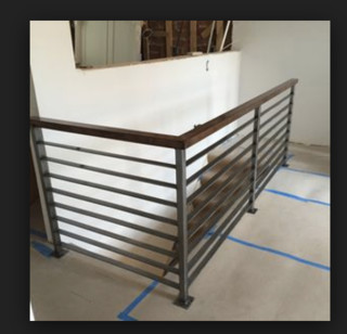 Horizontal Stair Rails How Do These Pass Code