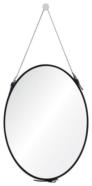 Cordova Wall Mirrors, Black.