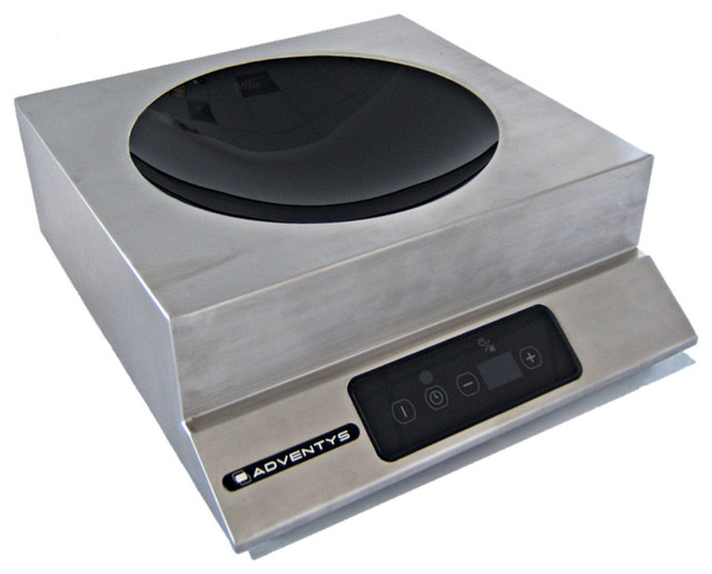 "Equipex GL W3500 15"" Geoline Countertop Induction Cooker"