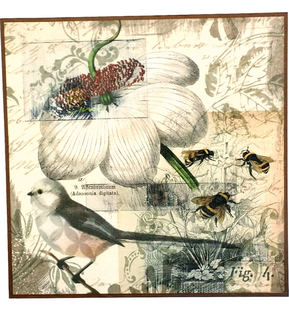Birds and the Bees Print
