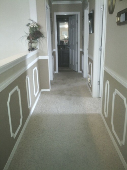 Captivating Chair Rail And Wainscoting