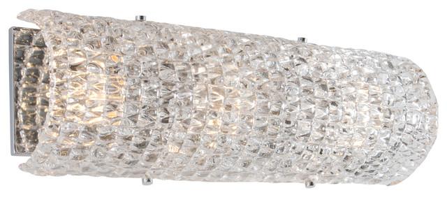 correa 3 light vanity polished chrome diamond plate ice glass contemporary bathroom amazing contemporary bathroom vanity lighting 3