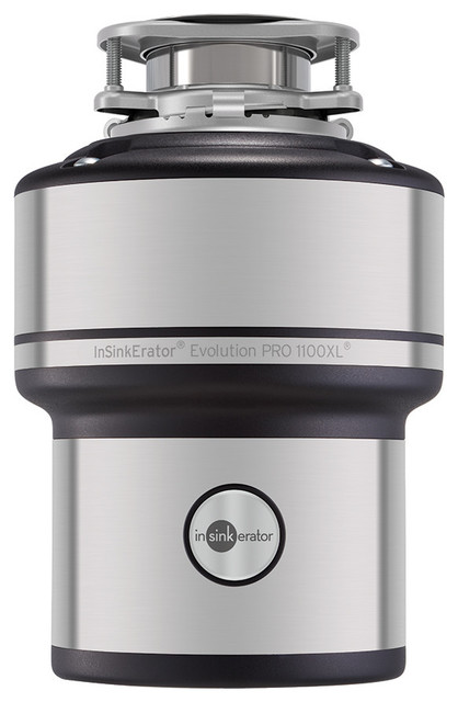Insinkerator Garbage Disposal, With Power Cord.