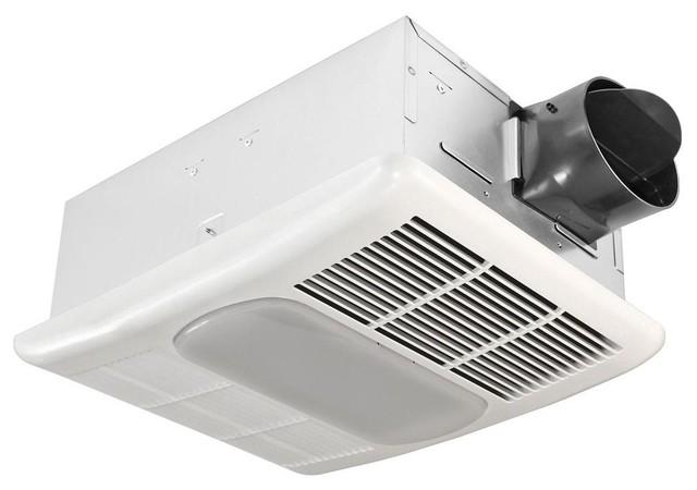 Delta Breez Radiance 80 Cfm Fan/light Combo W/ Heater, Rad80l.