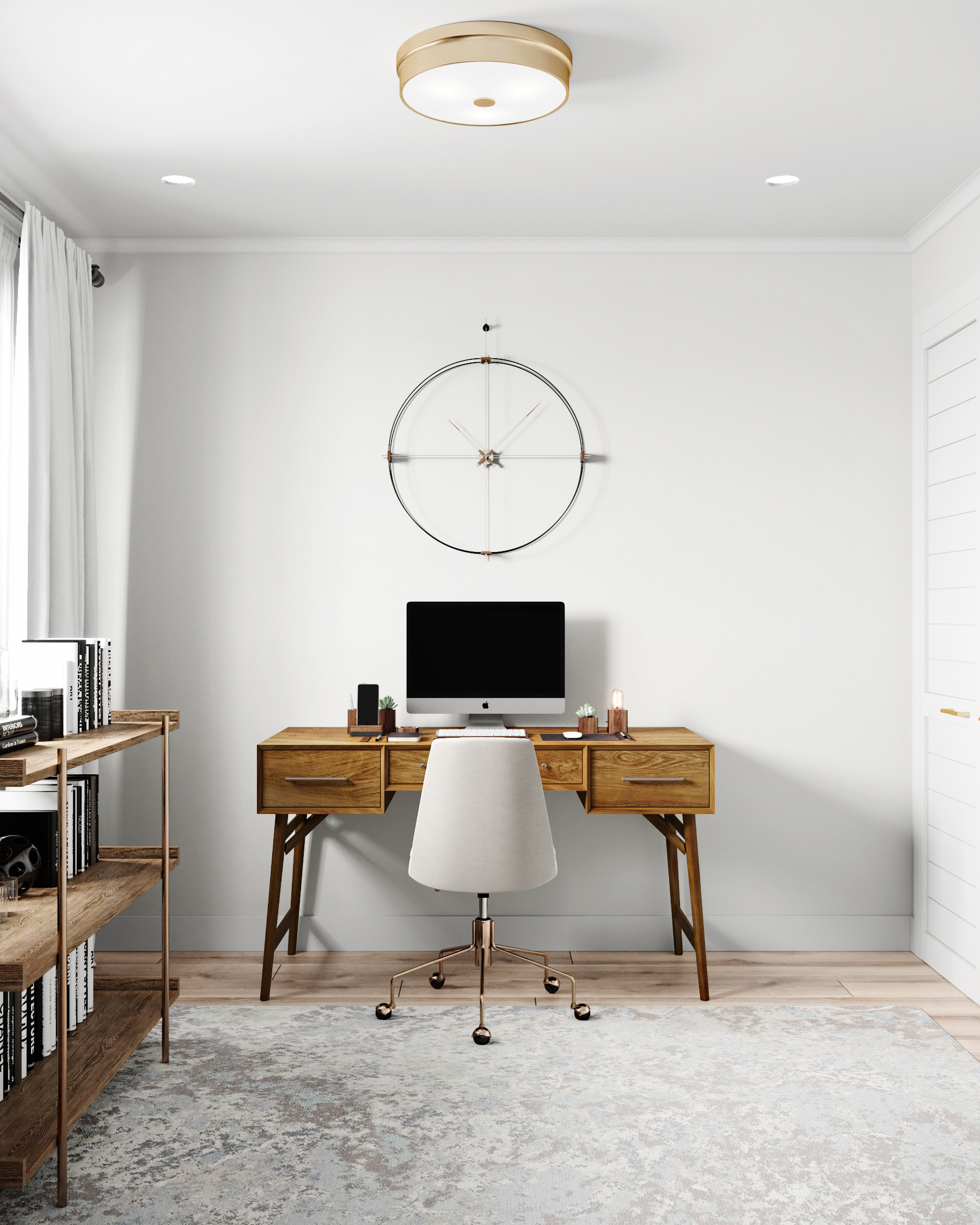 Custom Home - San Mateo