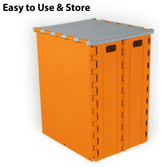 Heavy Duty Step Stool With Storage